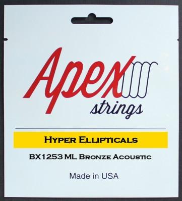 Hyper-Ellipticals Med Lt Bronze