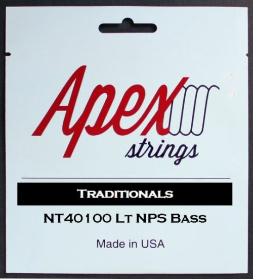 Lt 4 String Traditional NPS Bass