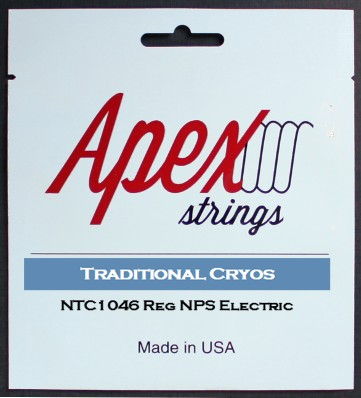 """APEX """"TRADITIONAL CRYOS"""" SERIES ELECTRIC SETS"""