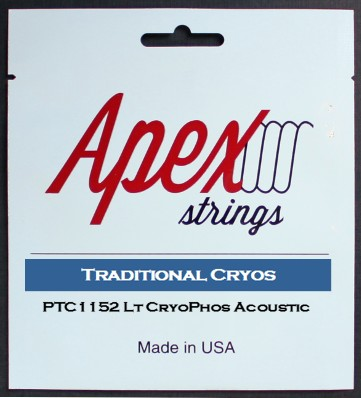 "APEX ""TRADITIONAL CRYOS"" SERIES ACOUSTIC SETS"